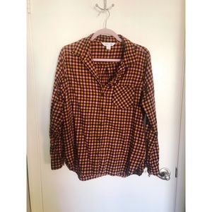 Old Navy - Button Down Flannel